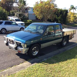 Nissan Nivara 1994 ute  Soldiers Point Port Stephens Area Preview