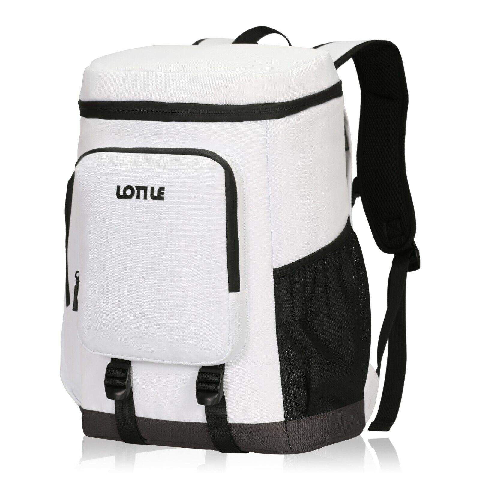 Waterproof 27 Cans Cooler Backpack Leakproof Insulated Soft Cooler Bag Picnic
