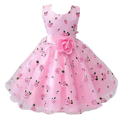 Kleid für Mädchen Schön, Elegant, Festliches, Hochzeit, EXPRESSVERSAND mit DPD ()