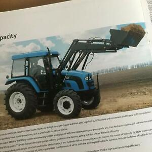 Brand new 90HP WCM LOVOL tractor with Front end loader Maddington Gosnells Area Preview