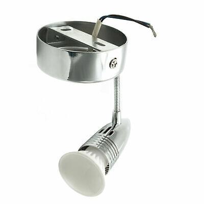 Lámpara Pared LED 8W 3000K Brazo Flexible 230V Aplique Luz Pared Cuadro