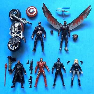 Marvel Legends 3.75 MCU / CIVIL WAR / AGE OF ULTRON Lot