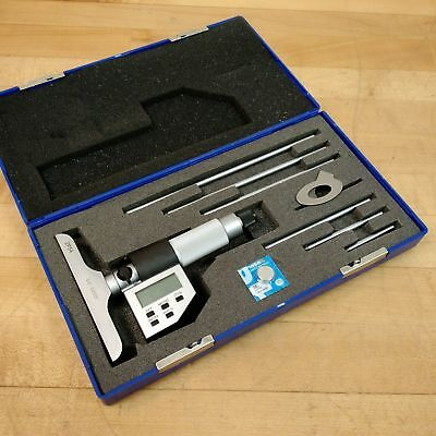 Unknownunbranded 15777 Electronic Digital Depth Micrometer 0-6 0.00005