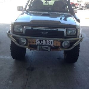 1991 Toyota Hilux ln 106 4x4 dual cab Forest Lake Brisbane South West Preview