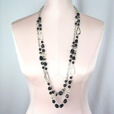 Color Long Necklace 36