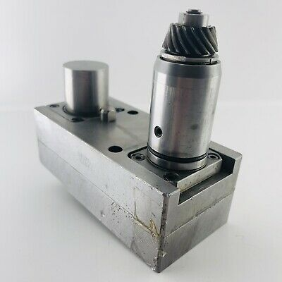 Ksc216 Spindle Head Gear Assembly For Tool Milling 15a27003