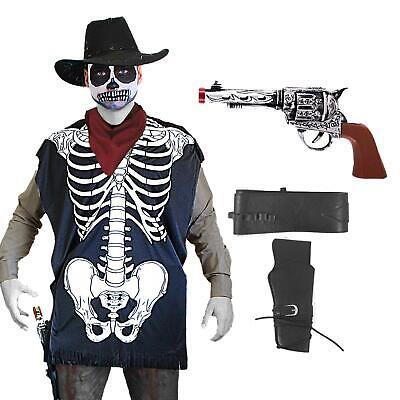 Zombie Cowboy Undead Halloween Horror Wild West Costume - Zombie Cowboy Kostüme