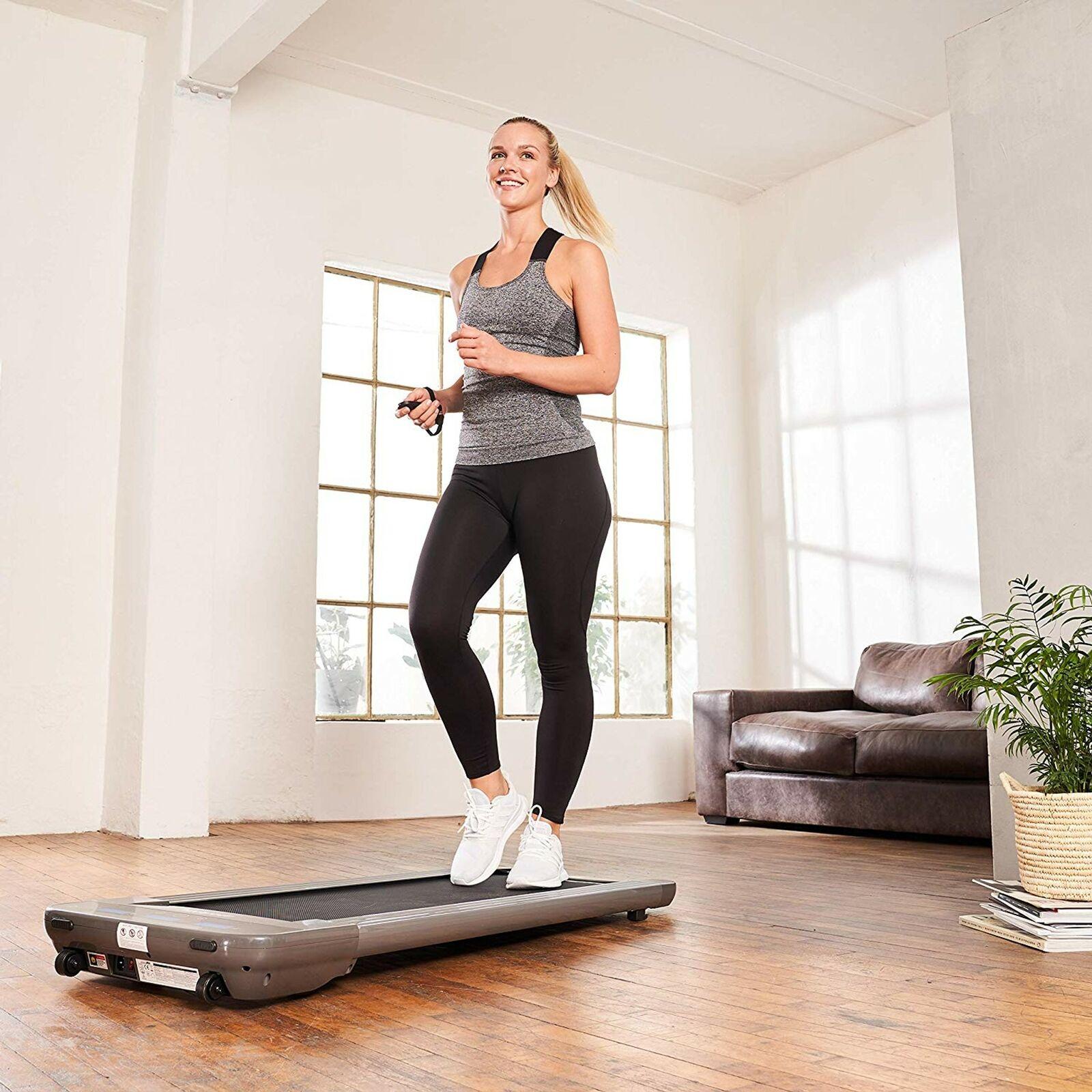 SportPlus Laufband WalkingPad Treadmill Heimtrainer Geh-/ Lauftraining 0,8-6km/h