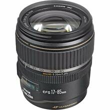 Canon EFS 17-85mm F/4-5.6 IS USM Zoom Lens Campbelltown Campbelltown Area Preview