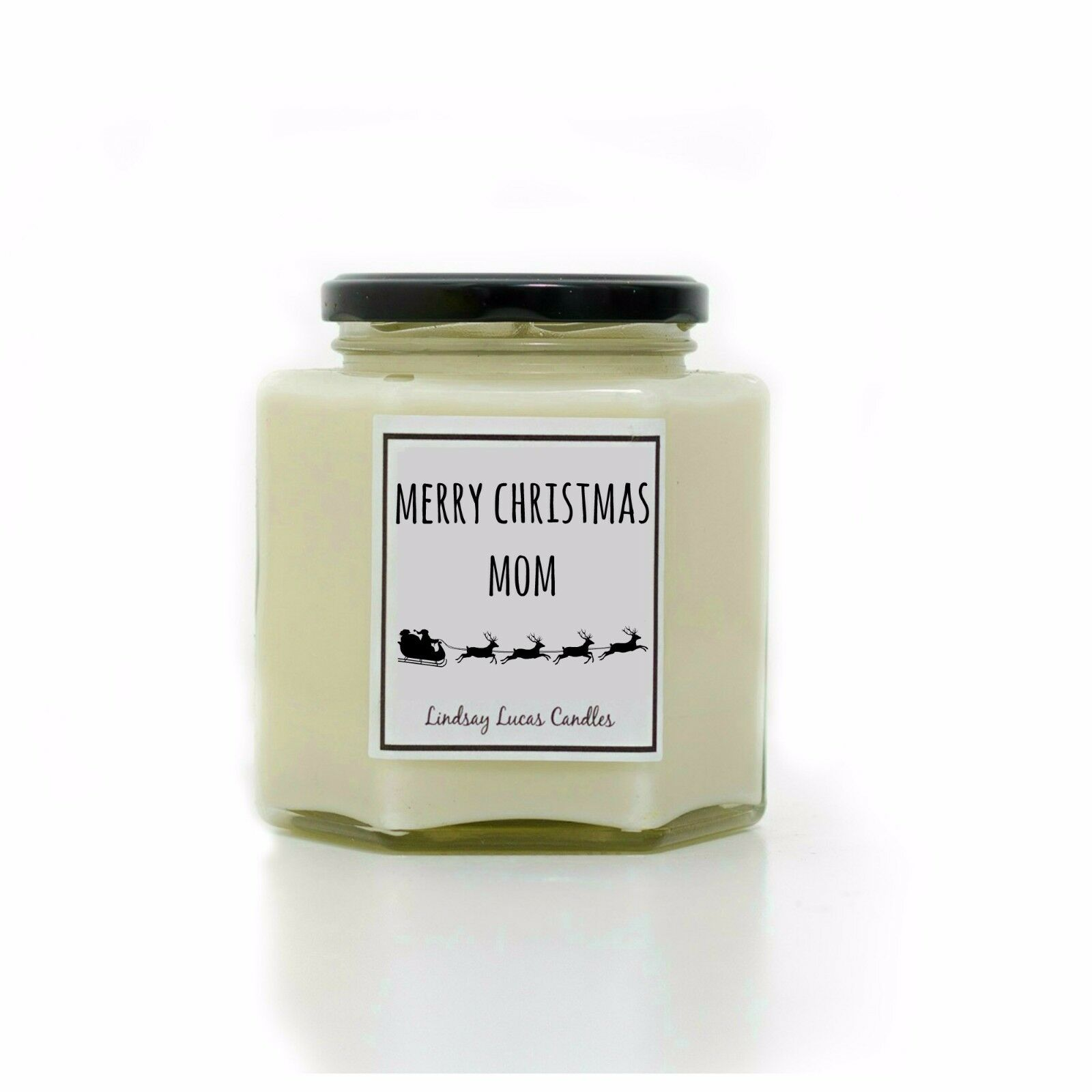 Christmas Gift For Mum/Mother/Mom/Mam, Scented Candle, Custo