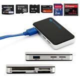 All-in-1 USB 3.0 Compact Flash Multi Memory Card Reader CF Adapter MicroSD XD