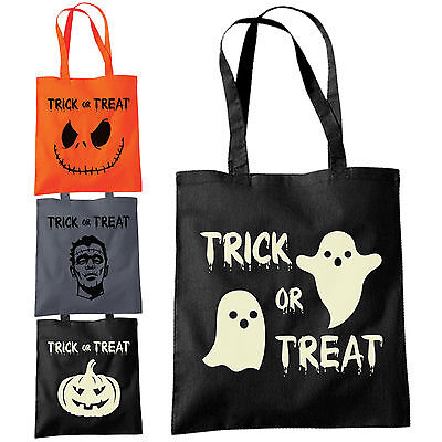 Halloween Shopper Tote Bags - Various Trick or Treat Designs Fashion Sweets Bag](Halloween Shoppers)