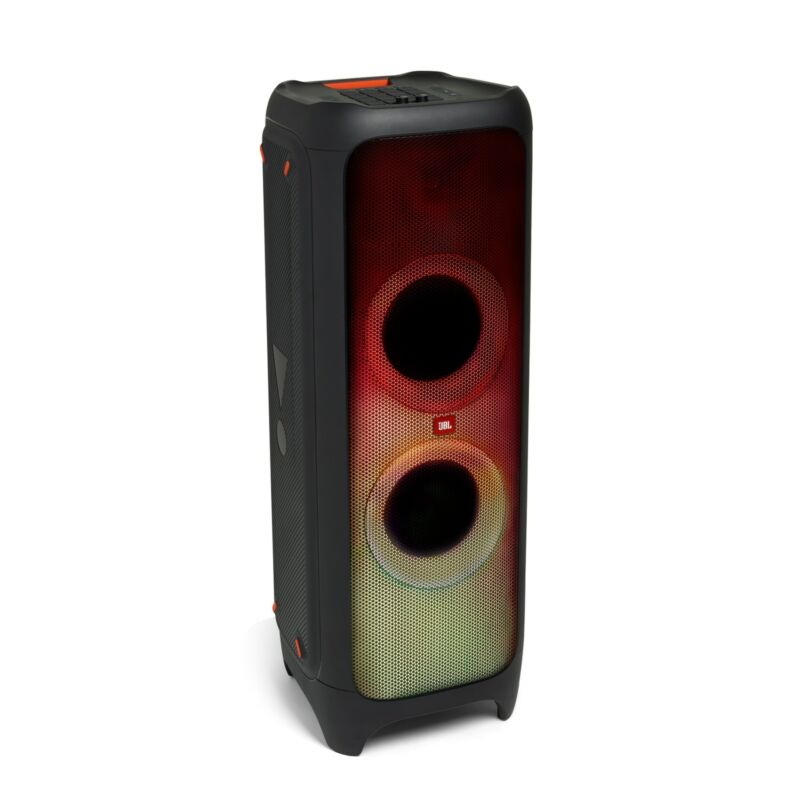 PartyBox 1000 Powerful Portable Bluetooth Party Speaker w/ Dynamic Light Show