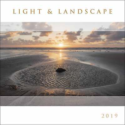Light and Landscape Calendar 2019 Natural World Month To View