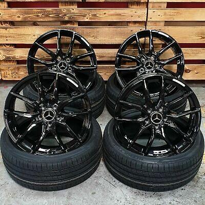 19 zoll KR1 Felgen für Mercedes CLA E GLA Klasse A45 AMG X156 W212 W213 C238 A
