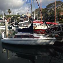 RL 28 TRAILERABLE YACHT Tweed Heads 2485 Tweed Heads Area Preview