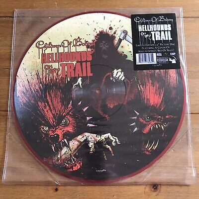 "Children Of Bodom - Hellhounds On My Trail 12""  Picture Disc"