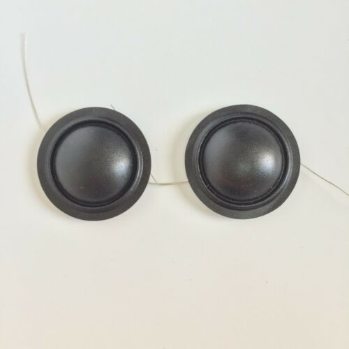 2 AFT Silk Dome Tweeter Diaphragm For Tannoy Saturn S30  Mercury M20 M1 M2 8Ohms