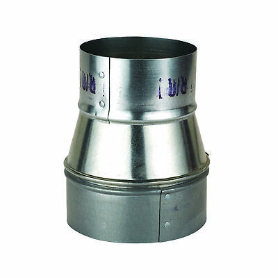Oneida Air Systems Metal 5 To 4 Reducer Dust Collection Fitting