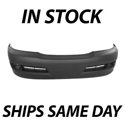 NEW Primered - Front Bumper Cover Fascia Replacement For 2003-2009 Lexus GX470 2009 Lexus Gx470 Replacement