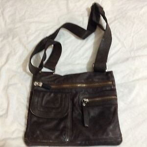 Danier leather bag , cross body, purse,  leather