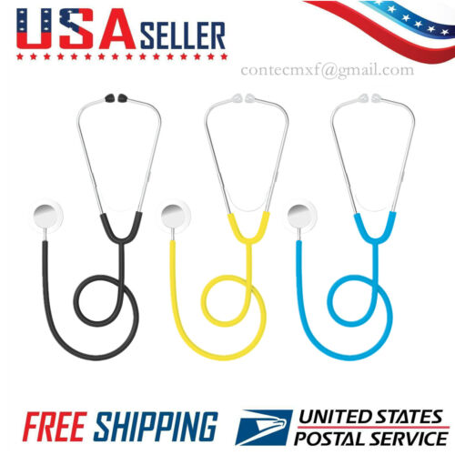 USA Contec SC11 Single Head Stethoscope Lung Hear Diagnostic Devic Stethoskope