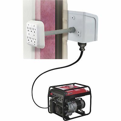 Reliance Portable Generator Through-the-wall Kit Model Wkpbn30