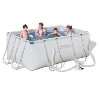Bestway Above Ground Swimming Pool w Filter/Pump 287x201cm-56248 Thomastown Whittlesea Area Preview
