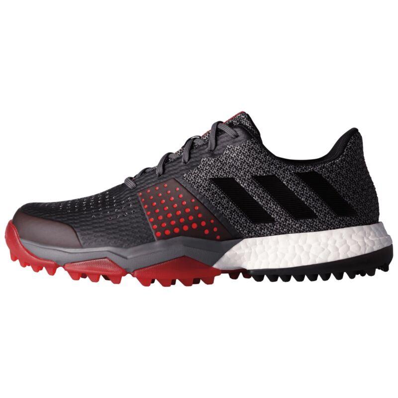 Nuevo Para Hombre Adidas Adipower Boost Sport 3 Zapatos Golf Onix ...