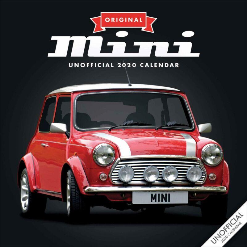 Mini+Original+2020+Official+Square+Wall+Calendar