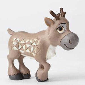 Jim Shore Disney Traditions Young Sven From Fozen 4051998 NEW NIB RETIRED