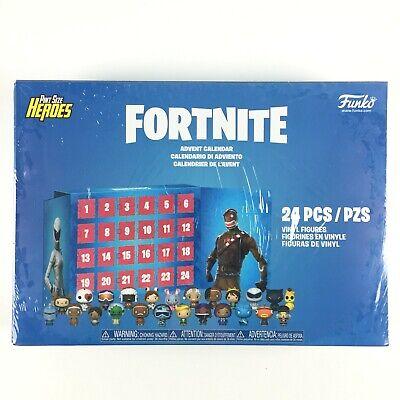 Fortnite Funko Pint Size Pop Advent Calendar / Calendrier De L'avent