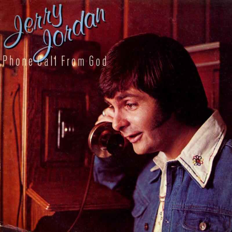 Jerry Jordan - Phone Call From God - LP