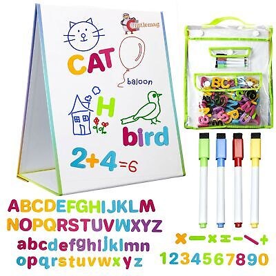 littlemag Magnetic letters and numbers w/easel for Kids 4Era