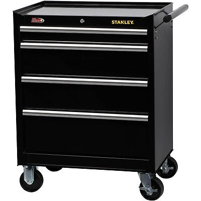 Stanley 4 Ball-bearing Drawer Tool Organizer Cabinet Wwheels Sturdy Side Handle