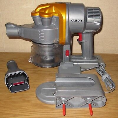 Refurbished Dyson DC16 Cordless Vacuum Cleaner - New 1.5Ah Battery - 99p start