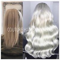 LUXURY HAIR EXTENSIONS | EUROPEAN HAIR | $389 TAPE-IN