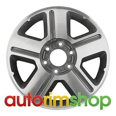 """Chevrolet Trailblazer 2004 2005 2006 2007 2008 2009 17"""" Factory OEM Wheel Rim"""