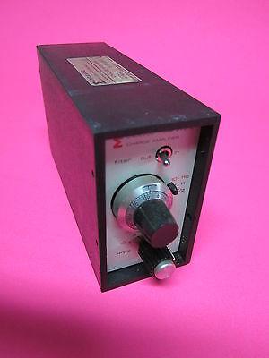 Endevco Charge Amplifier 2721a 15v -15v For High Temperature Accelerometer