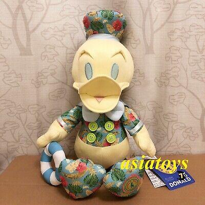 Authentic Donald Duck Memories plush July Month Shanghai Disney Store Limited ()