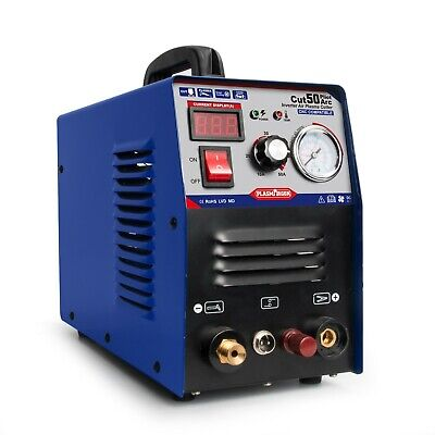 110220v Plasma Cutter Cut50 Pilot Arc 50a Cnc Compatible Accessories 1-12mm