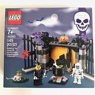 NEW Lego Halloween Haunt Edition Minifigure Set Building Toy - 145 Pcs Count - Lego Halloween 2017 Minifigures