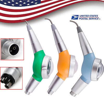 24hole Dentist Dental Air Polisher Teeth Polishing Handpiece Hygiene Prophy Jet
