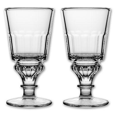 Glas Reservoir (2x La Rochere Absinthglas