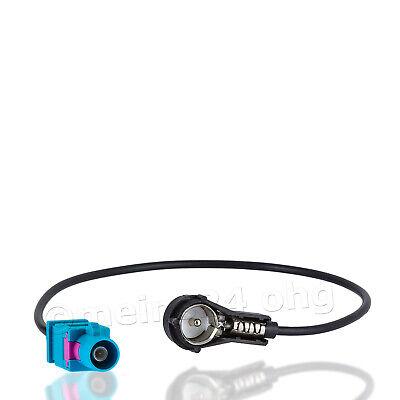 Antennen Adapter Kabel FAKRA Z für BMW MINI ALFA MERCEDES Autoradio ISO...