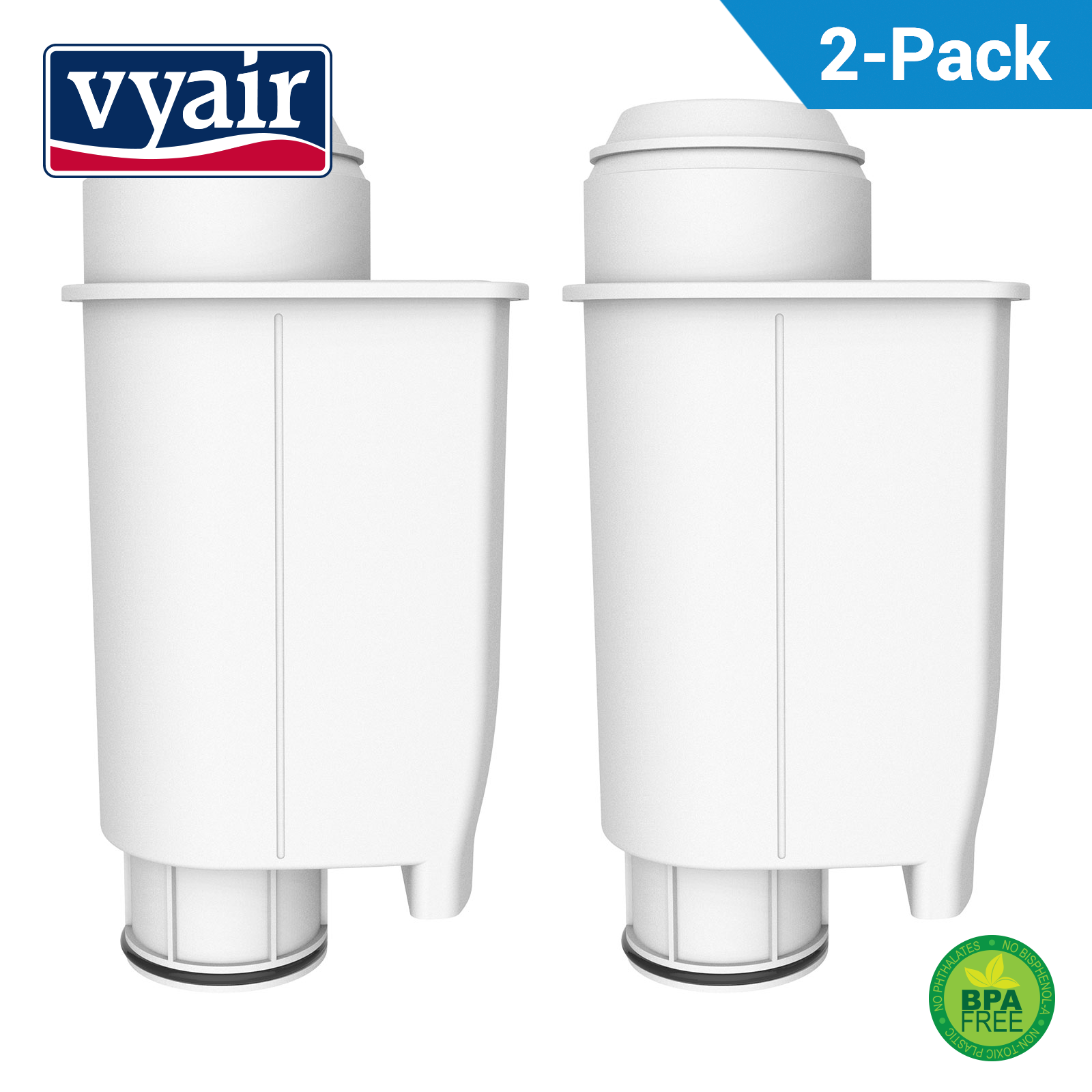 Pack Of 2 Water Filter From Brita Water Technology Saeco Intenza