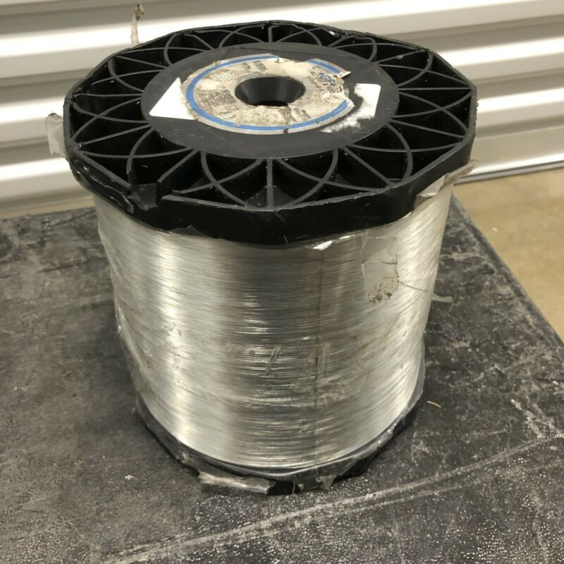 "EDM Wire GF+ AC Cut A 900 25MM/0.010"" 35 LB Zinc coated brass wire"