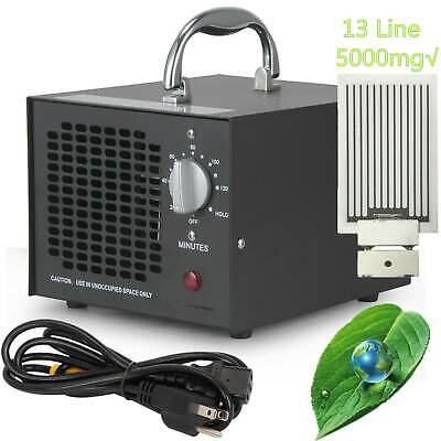 Ozone Generator Air Purifier Machine 5000mg Home Indoor Odor Remover Mold (Ozone Odor Removal)
