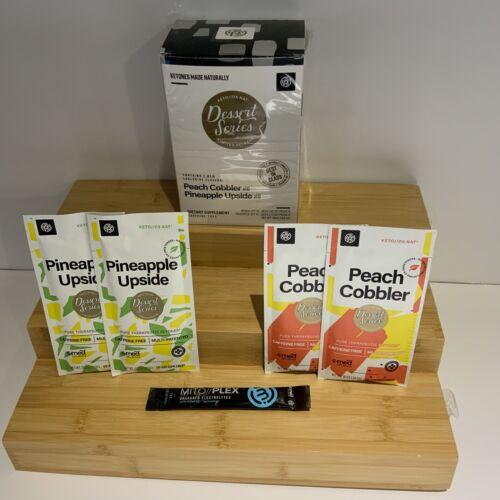 6pc  Keto Nat Limited Edition Dessert Series Pineapple Upside Down