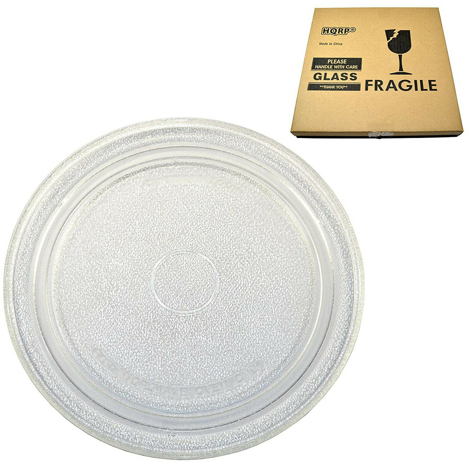 Microwave Gl Turntable Plate Tray